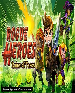 Rogue Heroes: Ruins of Tasos Cover, Poster, Full Version, PC Game, Download Free