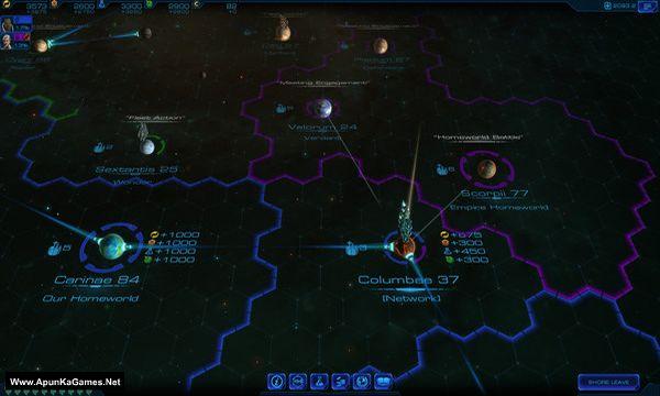 Sid Meier's Starships Screenshot 1, Full Version, PC Game, Download Free