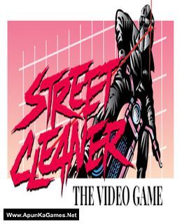Street Cleaner: The Video Game Cover, Poster, Full Version, PC Game, Download Free