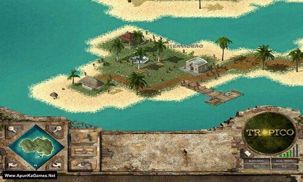 Tropico Reloaded Screenshot 1, Full Version, PC Game, Download Free