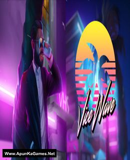 Vicewave Cover, Poster, Full Version, PC Game, Download Free