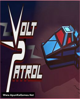 Volt Patrol: Stealth Driving Cover, Poster, Full Version, PC Game, Download Free