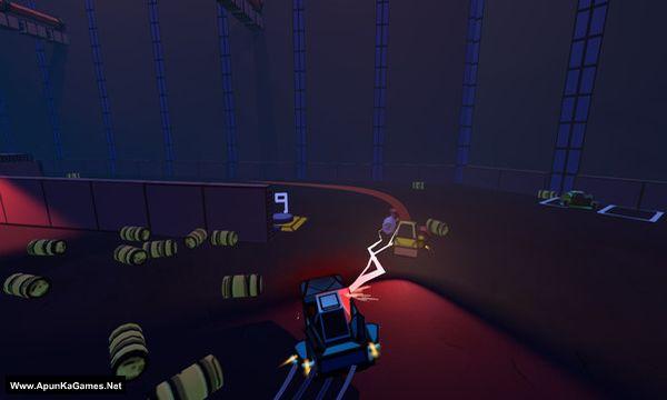 Volt Patrol: Stealth Driving Screenshot 1, Full Version, PC Game, Download Free