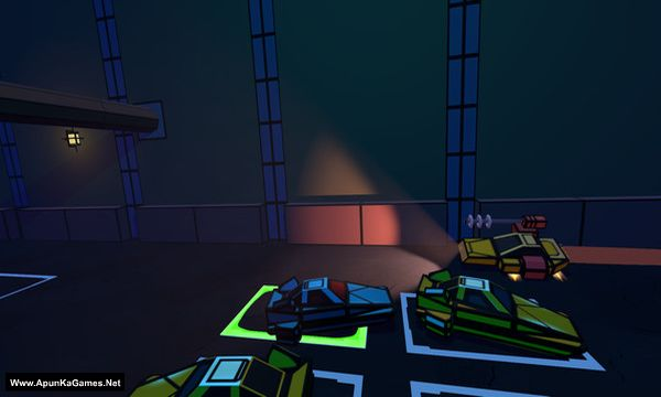 Volt Patrol: Stealth Driving Screenshot 3, Full Version, PC Game, Download Free