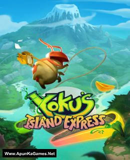 Yoku's Island Express Cover, Poster, Full Version, PC Game, Download Free