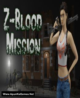 Z-Blood Mission Cover, Poster, Full Version, PC Game, Download Free