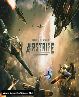 Airstrife: Assault of the Aviators Cover, Poster, Full Version, PC Game, Download Free