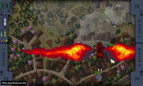 Airstrife: Assault of the Aviators Screenshot 2, Full Version, PC Game, Download Free
