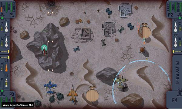 Airstrife: Assault of the Aviators Screenshot 3, Full Version, PC Game, Download Free