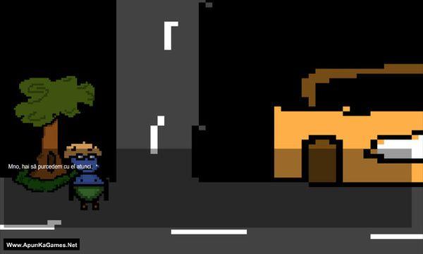 Aventura Copilului Albastru și Urât Screenshot 1, Full Version, PC Game, Download Free