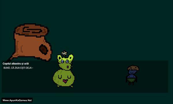 Aventura Copilului Albastru și Urât Screenshot 3, Full Version, PC Game, Download Free