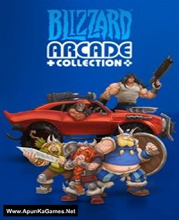 Blizzard Arcade Collection Cover, Poster, Full Version, PC Game, Download Free