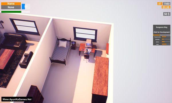 Boot: Game Dev Sim Screenshot 1, Full Version, PC Game, Download Free