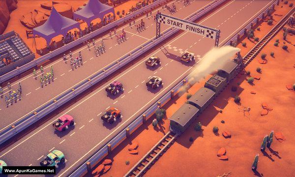 Circuit Superstars Screenshot 1, Full Version, PC Game, Download Free