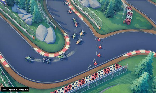 Circuit Superstars Screenshot 2, Full Version, PC Game, Download Free