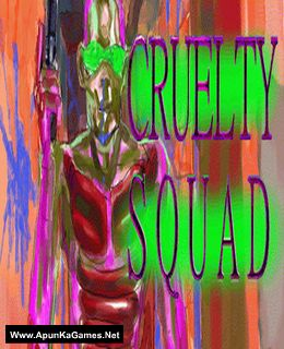 Cruelty Squad Cover, Poster, Full Version, PC Game, Download Free
