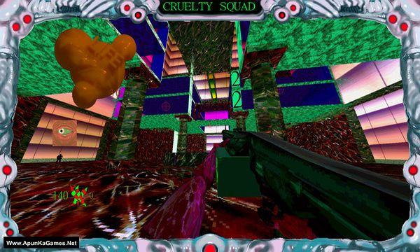 Cruelty Squad Screenshot 1, Full Version, PC Game, Download Free