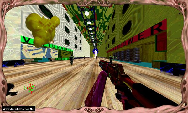 Cruelty Squad Screenshot 2, Full Version, PC Game, Download Free
