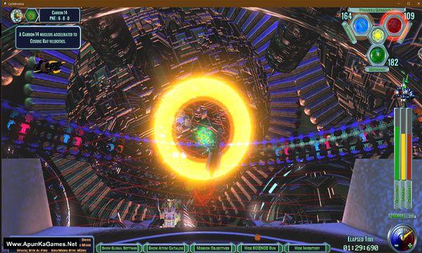 Cyclotronica Screenshot 3, Full Version, PC Game, Download Free
