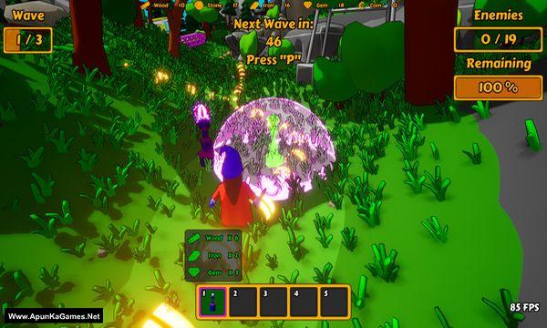 Defend Them Screenshot 1, Full Version, PC Game, Download Free