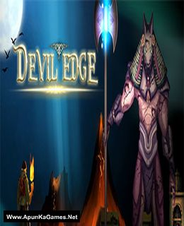 Devil Edge Cover, Poster, Full Version, PC Game, Download Free