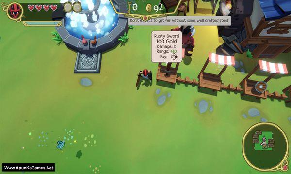 Dungeon of Eyden Screenshot 1, Full Version, PC Game, Download Free