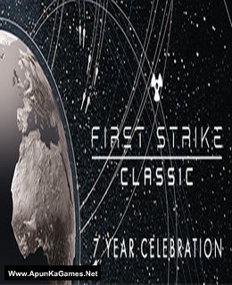 First Strike: Classic Cover, Poster, Full Version, PC Game, Download Free
