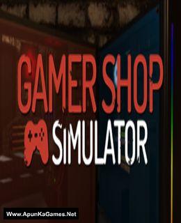Gamer Shop Simulator Cover, Poster, Full Version, PC Game, Download Free
