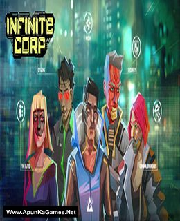 InfiniteCorp: Cyberpunk Revolution Cover, Poster, Full Version, PC Game, Download Free