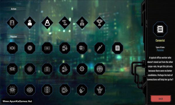 InfiniteCorp: Cyberpunk Revolution Screenshot 3, Full Version, PC Game, Download Free