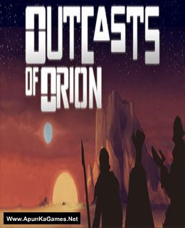 Outcasts of Orion Cover, Poster, Full Version, PC Game, Download Free