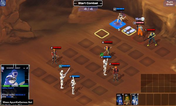 Outcasts of Orion Screenshot 3, Full Version, PC Game, Download Free