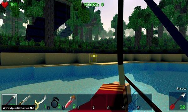 PirateCraft Screenshot 1, Full Version, PC Game, Download Free