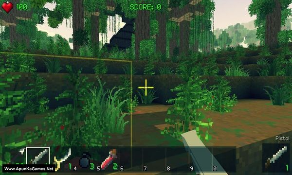 PirateCraft Screenshot 2, Full Version, PC Game, Download Free