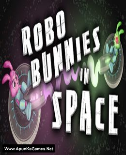 RoboBunnies In Space! Cover, Poster, Full Version, PC Game, Download Free