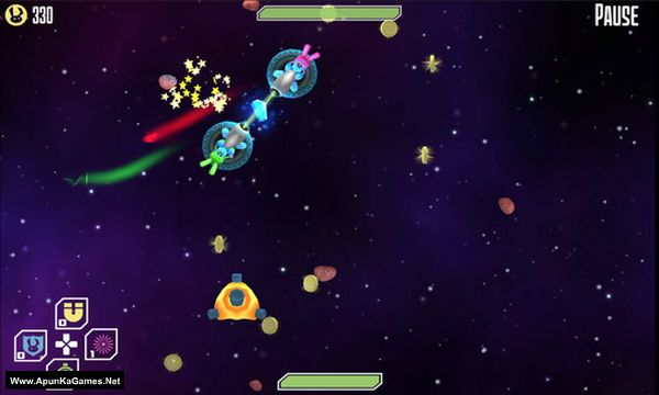 RoboBunnies In Space! Screenshot 3, Full Version, PC Game, Download Free