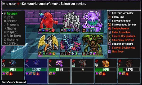 Siralim Ultimate Screenshot 1, Full Version, PC Game, Download Free