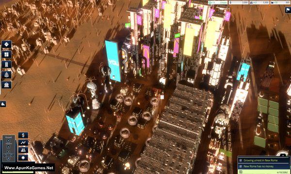 Skid Cities Screenshot 1, Full Version, PC Game, Download Free