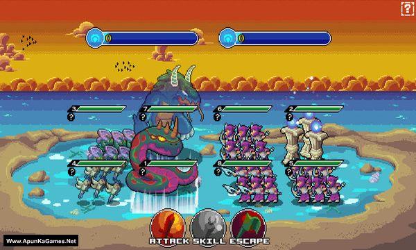 Soul of Giga Screenshot 1, Full Version, PC Game, Download Free