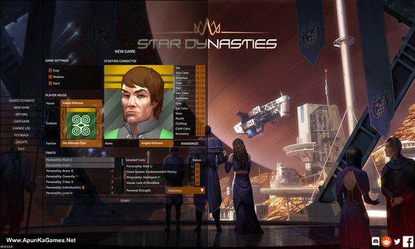 Star Dynasties Screenshot 1, Full Version, PC Game, Download Free