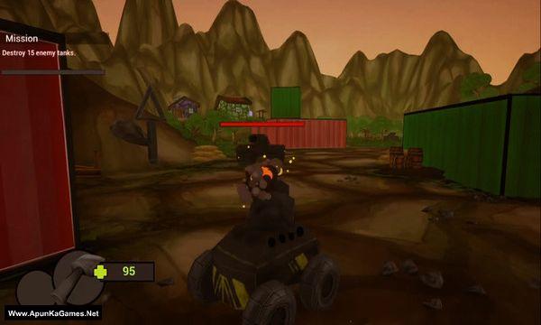 Tank War Nexus Screenshot 1, Full Version, PC Game, Download Free