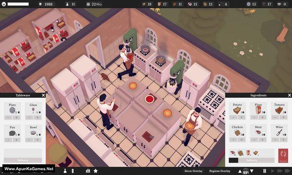 TasteMaker: Restaurant Simulator Screenshot 2, Full Version, PC Game, Download Free