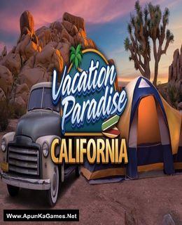 Vacation Paradise: California Collector's Edition Cover, Poster, Full Version, PC Game, Download Free