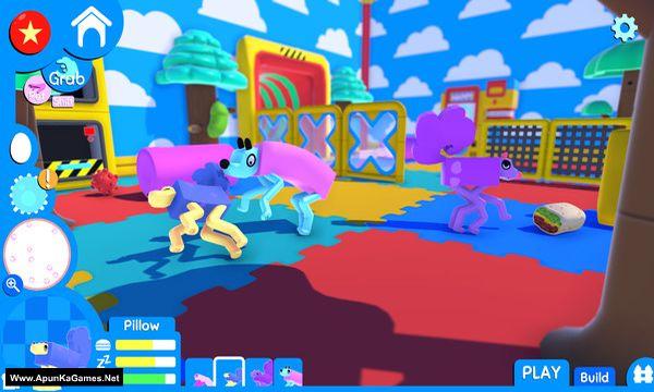 Wobbledogs Screenshot 1, Full Version, PC Game, Download Free
