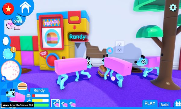 Wobbledogs Screenshot 3, Full Version, PC Game, Download Free