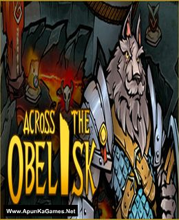 Across the Obelisk Cover, Poster, Full Version, PC Game, Download Free