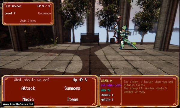 Blessings of No-more Screenshot 1, Full Version, PC Game, Download Free