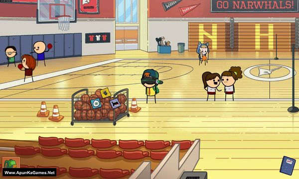 Cyanide & Happiness: Freakpocalypse Screenshot 1, Full Version, PC Game, Download Free