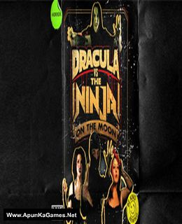 Dracula VS The Ninja On The Moon Cover, Poster, Full Version, PC Game, Download Free