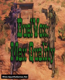 DuelVox: Max Quality Cover, Poster, Full Version, PC Game, Download Free